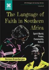 Book Cover of The Language of Faith in Southern Africa